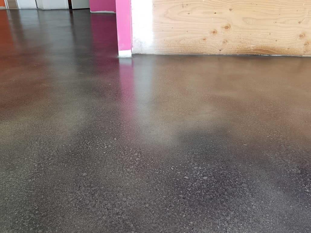 Concrete grinding, resurfacing and polishing at La Taquisa