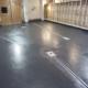 Urethane Floor Coating - Herald Street Brew Works