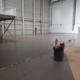 epoxy mortar and coating - CFB Comox